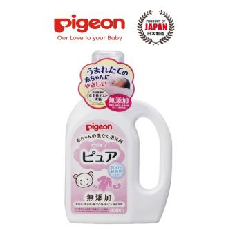Harga PIGEON (Japan) Liquid Laundry Detergent (800ml)
