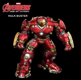 Harga Action Hero Vignette Avengers -Age of Ultron Hulk Buster
