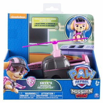 Harga Paw Patrol - Mission Paw - Skye's Mission Helicopter