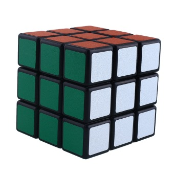 Magic ABS Ultra-smooth Speed Cube Rubik's Puzzle Twist Creative Gift Children