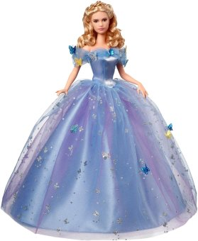 Harga Mattel Disney Royal Ball Cinderella Doll