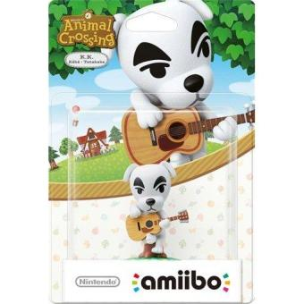 Harga Amiibo for Nintendo Action Figure K.K. Slider (Animal Crossing Series)