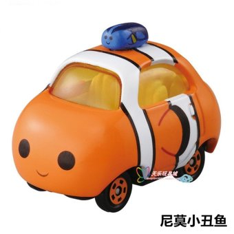 Harga Japanese card tomy disney nemo clown fish nemo dory 2 dm alloy car models toy