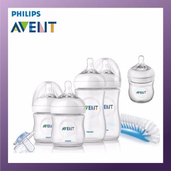 Harga Philips Avent Natural Starter Set With 125ml Bottle