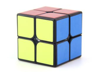 Harga Beginner Level Speed Rubik Cube Smooth Puzzle Cube 2x2x2 - intl