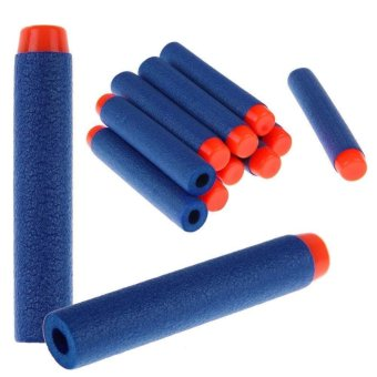 Harga 7.2cm ToyGun Refill Dart Bullet for Nerf N-strike Elite Series Blaster Set of 100
