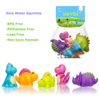 Harga Bath Time Water Squirties-Dinosaur Party