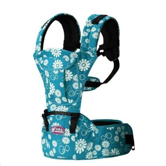 Harga Baby Multi-function Carriers Baby Sling (Blue)