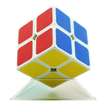 Harga Kathrine cube Aurora pocket cube 2 order Rubik Cube professional game smooth children's educational toys