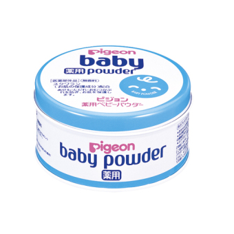 Harga Pigeon Baby Medicated Powder