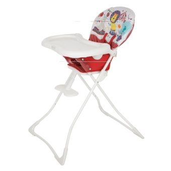 Harga Graco Tea Time Circus Baby High Chair