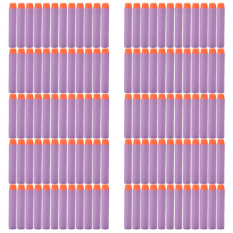 Harga Buytra Refill Darts Bullet for Nerf Elite Series Blaster Purple 100pcs