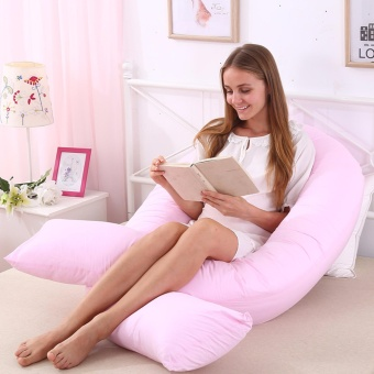 Harga Total Body Support Pillow (Full Size) 155x72x22cm - intl