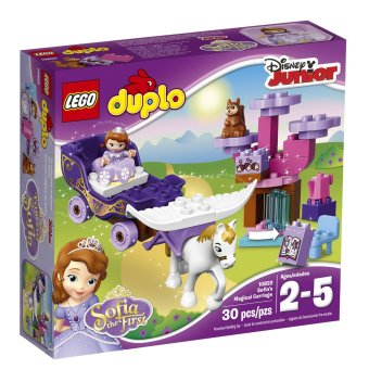 Harga LEGO 10822 DUPLO Sofia the First Sofia the First Magical Carriage