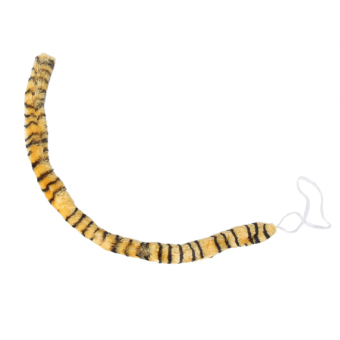 Harga Animal Long Tail Cosplay Christmas Halloween Costume Accessory (Tiger Print)