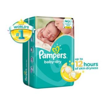 Pampers Babydry Nb40