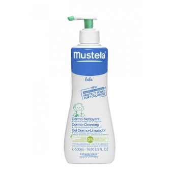 Harga Mustela Dermo-Cleansing 500ml (Hair and Body Wash) - intl