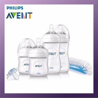 Harga PHILIPS AVENT Natural Newborn Starter Set