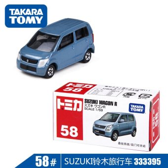 Harga Tomy Card Alloy Car Model Honda Toyota Commercial Vehicle Children Toy Simulation Toy Car