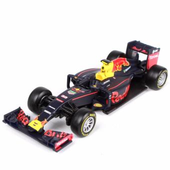 Harga Bburago 1:43 F1 - 2016 Red Bull Racing TAG Heuer RB12 #33 Max Verstappen Die-cast model car - intl