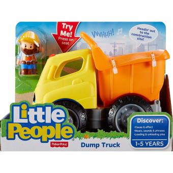 Harga Fisher-Price Little People Dump Truck