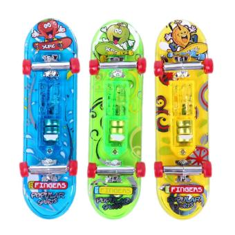 Harga 2XMini Skateboard Toys Finger Board Tech Deck Boy Kids Children Gifts