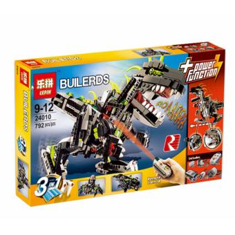 Harga LEPIN 24010 Monster Dino Building Block Set