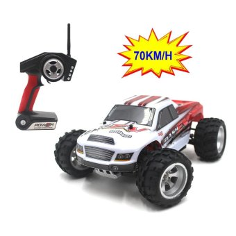 Harga 70KM/H,New Arrival 1:18 4WD RC Car A979-B 2.4G Radio Control High Speed Truck RC Buggy Off-Road VS JJRC A959 Truck - intl