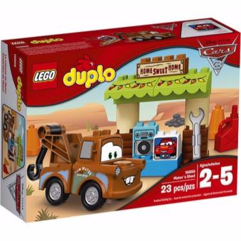 Harga LEGO 10856 Mater´s Shed