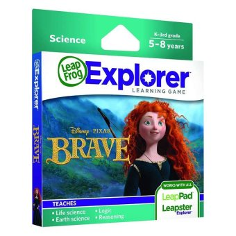 Harga LEAPFROG Explorer Software Learning Game: Disney • Pixar Brave