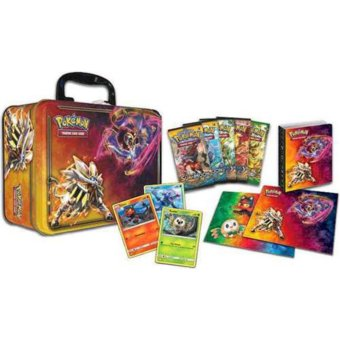 Harga Pokemon TCG Sun&Moon Treasure Chest Tin