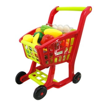 Xiong Cheng Home Shopping Cart Red 668-14 (Big)