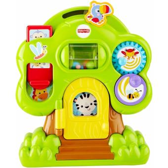 Harga Fisher-Price Animal Friends Discovery Treehouse