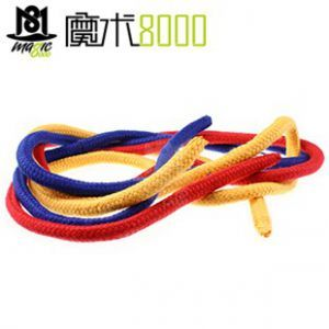 Harga Magic 8000 three rope chain three Even Cai Sheng rope stage magic props