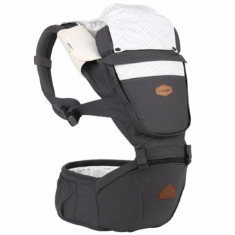 Harga I-angel Nature Baby Hip Seat Carrier (Moon charcoal) - intl