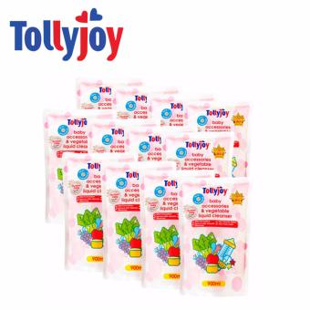 Harga Tollyjoy Liquid Cleanser Carton Deal (12 Packs)
