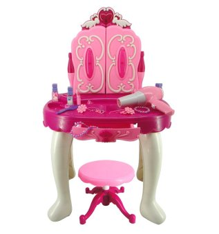 Xiong Cheng 008-19 Glamor Mirror Beauty Playset