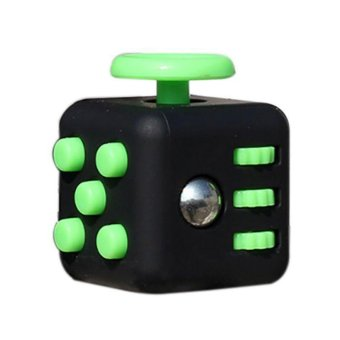 Harga Original Fidget Cube Desk Toy Fidget Cube Anti Irritability Toy Magic Cobe Funny Kids Gift - intl