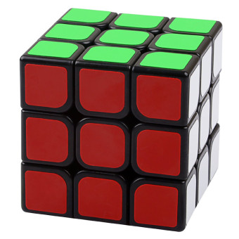 Harga 3x3x3 Magic Cube Black