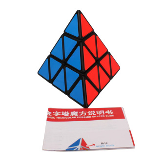 Harga Shengshou Triangle Pyramid Speed Magic Cube Rubik's Cube