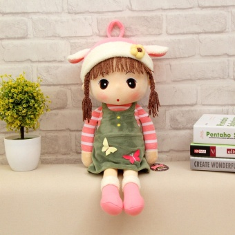 Harga Kawaii Princess Girl Doll Gift Baby Toy - intl