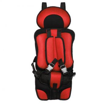 Harga Portable Baby Safety Seat Carseat Children's Chairs in the Car Thickening Sponge Kids Car Seats Red
