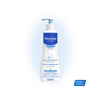 Harga Mustela Dermo-Cleansing (Hair and Body Wash) 500ml - intl