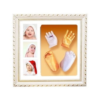 Harga DIY 3D Baby Hands and Feet Casting Kit