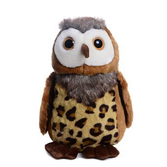 Harga Plush Owl Doll Soft Emulational Stuffed Animal Collection Toys Owls Best Christmas Gift for Boys Girls Kids 6*11""