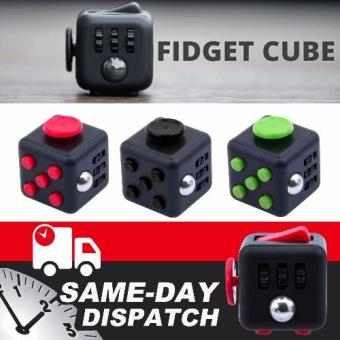 Harga Fidget Cube Children Desk Toy Adults Stress Relief Cubes Toys