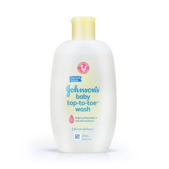 Johnson's Baby Top-To-Toe Wash 200ml