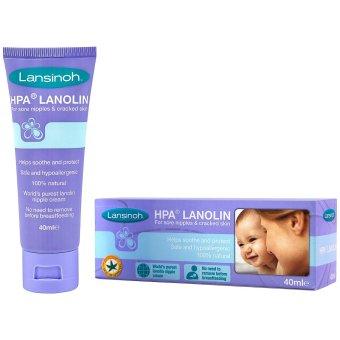Lansinoh HPA Lanolin Nipple Cream 40 ml