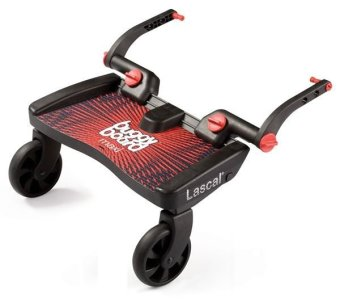 Lascal Buggy Board Maxi Red