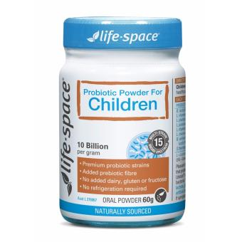 Harga Life Space Children's Probiotic Powder 60g